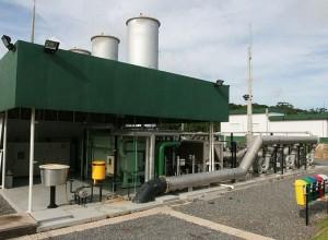 Termelétrica instalada em Salvador, na Bahia, usa biogás para gerar energia