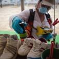 A organização Greenpeace afirmou nesta segunda-feira que escolas e regiões distantes até 60 km das usinas nucleares de Fukushima atingidas por terremoto e tsunami em março não são seguras para […]