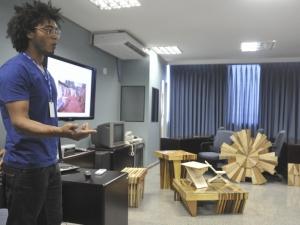Thiago Lucas dos Santos - Estudante da Universidade de Brasília