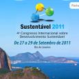 4º Congresso Internacional sobre Desenvolvimento Sustentável reunirá 60 especialistas mundiais no Píer Mauá e já conta com mais de 500 participantes inscritos. O Rio de Janeiro recebe na próxima semana […]