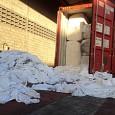 Lençóis, seringas e luvas usadas foram encontradas pela Receita Federal. Documentação afirmava que a carga era de tecidos com defeito. Um contêiner vindo dos Estados Unidos e contendo lixo hospitalar […]