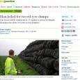 Quinze meses de cadeia é a sentença dada a um homem que descartou ilegalmente mais de 1 milhão de pneus velhos em quatro regiões remotas no Reino Unido. Carl David […]