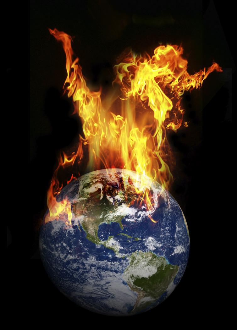 Taxa de aquecimento global seria menor do que se temia, diz estudo