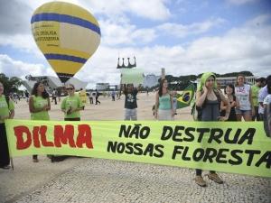 Ambientalistas pedem mobilização da base aliada contra alterações no Código Florestal