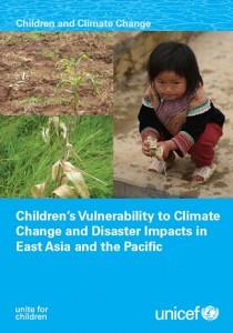 Crianças são mais vulneráveis a mudanças climáticas, diz estudo