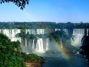 Amazônia e Cataratas do Iguaçu estão entre as 7 Novas Maravilhas da Natureza