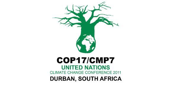 Avança chance para acordo na COP-17