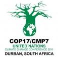 Nesta segunda (5) começa a última semana dos encontros aqui em Durban. Intensificam-se as sessões fechadas e as delegações dos países terão muito trabalho para buscar bons resultados. A primeira […]