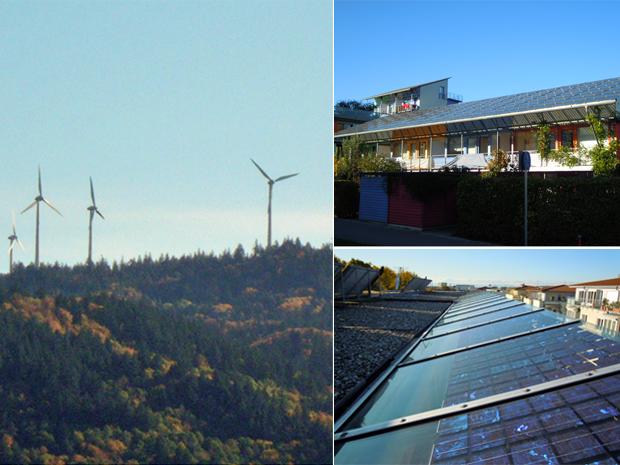 Investimentos em tecnologias limpas, principalmente para geração de energia, devem ser maiores. É o que alerta a Organização para Cooperação e o Desenvolvimento Econômico (OCDE) e a Agência Internacional de Energia (AIE) (Foto: Eduardo Carvalho/Globo Natureza)