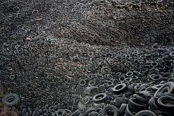 Descarte inadequado de pneus velhos causa problema ambiental