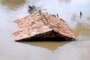 Brasil pode ter quase 90% mais enchentes até 2100, diz estudo