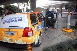 São Paulo pode ter primeira frota de táxis elétricos do País