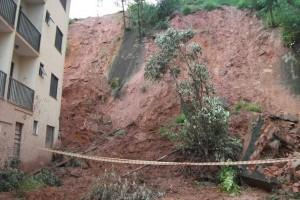 Número de mortos em desastres naturais bate recorde no Brasil