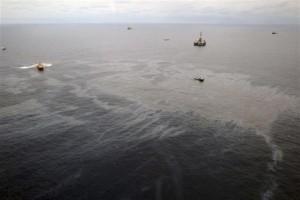 Chevron arcará com despesas do vazamento de óleo na Bacia de Campos por um ano