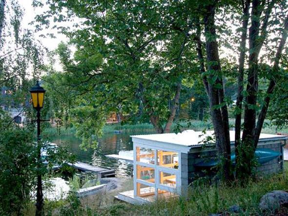 Karin Matz elaborou o projeto quando estava estudando arquitetura