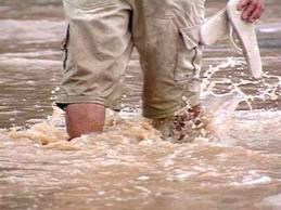 Secretaria de Saúde do Rio alerta para risco de leptospirose devido as enchentes que ocorrem no estado