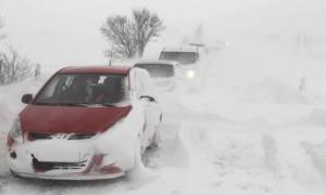 Onda de frio deixa ao menos 32 mortos no leste da Europa