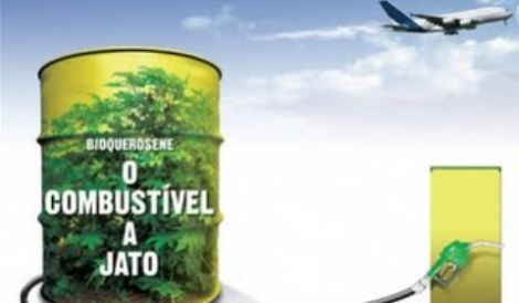 Acordos mostram potencial dos biocombustíveis para indústria de aviação