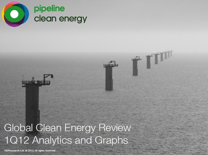 Após alcançarem recordes de US$ 263 bilhões em 2011, 6,5% a mais do que em 2010, dados sugerem que investimentos em energias limpas caíram no primeiro trimestre deste ano devido a incertezas nos mercados europeu e norte-americano