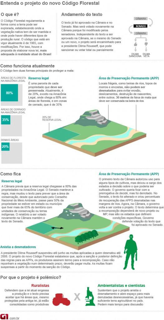 Maia determina que reflorestamento mínimo volte ao Código Florestal