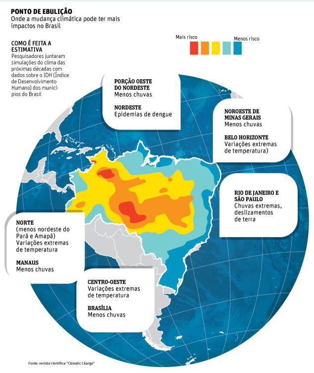 Apesar de incertezas, dados sobre aquecimento estão cada vez mais fortes