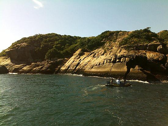 Único arquipélago marinho da cidade do Rio, as ilhas Cagarras passarão a ser fiscalizadas semanalmente