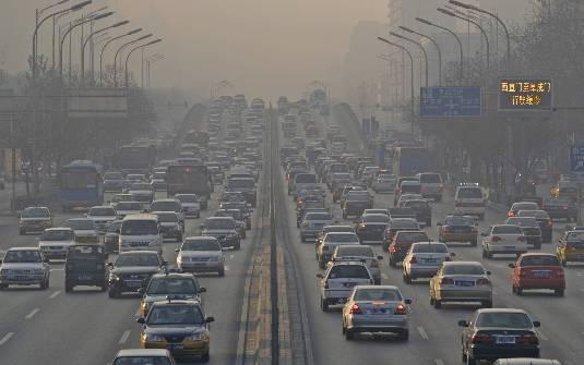 Rio e São Paulo estão entre as cidades mais poluídas do mundo, diz OMS