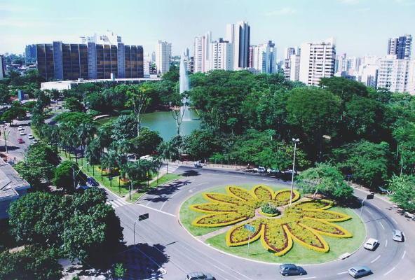 Goiânia está entre as cidades mais arborizadas do país, Brasília fica na lanterna