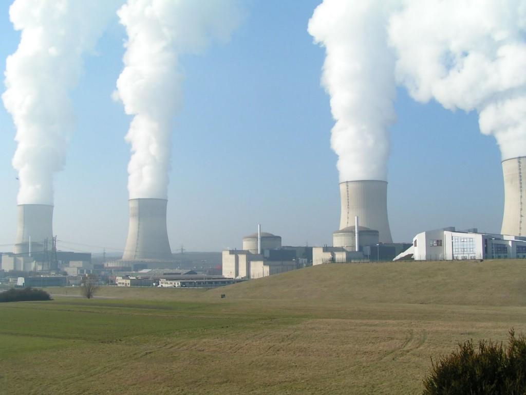 Nova batalha contra a energia nuclear