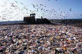 42% dos resíduos sólidos coletados no país vão para locais inadequados, indica estudo