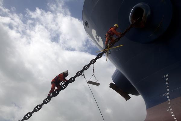 Após quatro anos, Brasil ganha novo navio de pesquisa oceanográfica