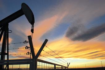 Exploração petrolífera em Cutral Có, localidade situada na bacia neuquina. Foto: IPS/Photostock