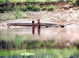 Riquezas minerais das terras indígenas são cobiçadas para a mineração. Foto: Reprodução