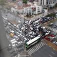 Acostumados aos engarrafamentos que diariamente afetam o Rio de Janeiro, os motoristas que circulam pela cidade dizem que sentiram pouco impacto da Rio+20 no trânsito, nesses primeiros três dias do […]