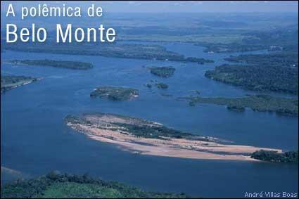 Belo Monte: Ministério Público pede suspensão da obra