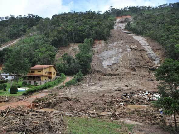 Rio inicia nova etapa de mapeamento das áreas com risco iminente de deslizamento