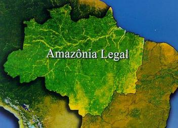 As perdas da Amazônia Legal