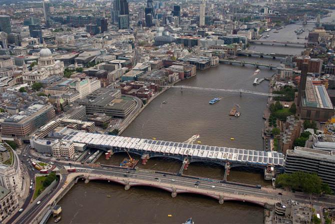A maior ponte solar do mundo