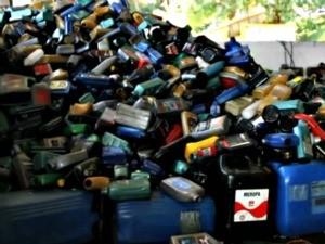 Iniciativas devem incentivar reciclagem (Foto: Reprodução/TV Amazonas)