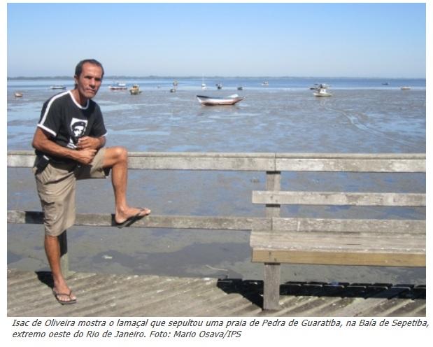 Pescadores do Rio de Janeiro a caminho da extinção