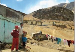 Os moradores do enclave minerador de Morococha, centro do Peru, devem ser retirados para dar lugar à exploração da empresa chinesa Chinalco. Foto: Milagros Salazar/IPS