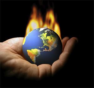 Causa das mudanças climáticas é humana, admite cético do clima