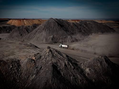 O Brasil também entrou na corrida pelo carvão