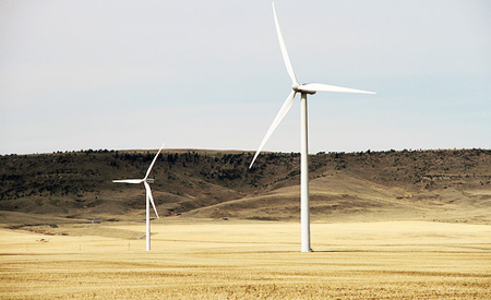 Energia eólica cresce no país, com grande potencial nos estados do Nordeste, como Rio Grande do Norte e Bahia, e o Rio Grande do Sul, no Sul do Brasil. Foto: Green Energy Futures