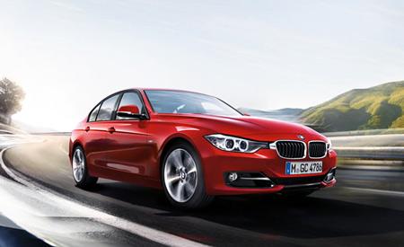 BMW Série 3 é um dos produtos da montadora alemã disponíveis no Brasil. Imagem: Divulgação