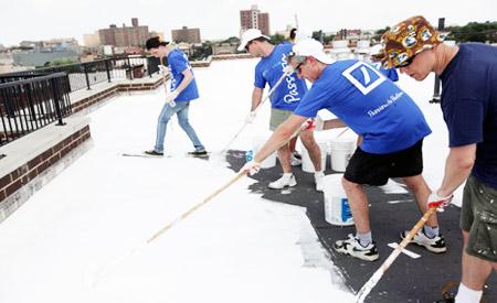 Nova York implementa telhados brancos para combater aquecimento global