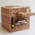 APixel Tablepode até parecer uma simples pilha de varas de bambu, mas ela vai além. O móvel é, na verdade, um conjunto de tabelasde bambu que podem ser empurradas ou […]