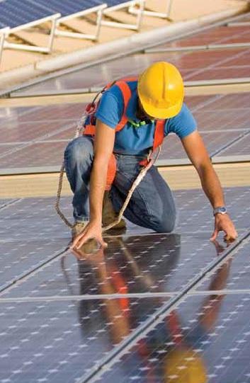 EUA registra aumento de 120% nas instalações fotovoltaicas