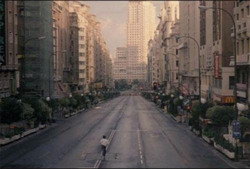 Estacione seu carro e deixe a cidade andar!
