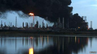 Desastre na refinaria da Venezuela: tragédia anunciada